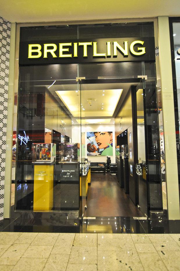 Breitling Boutique Manama City Centre