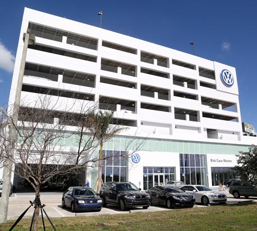 Rick Case Volkswagen In Davie Fl 33331 Chamberofcommerce Com