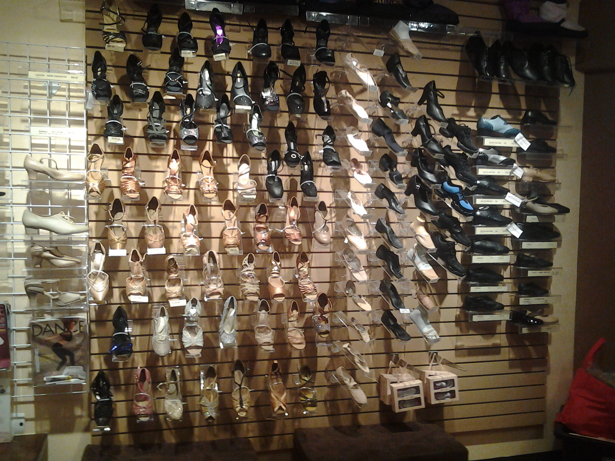 Ballroom Dance Shoes Stores Los Angeles