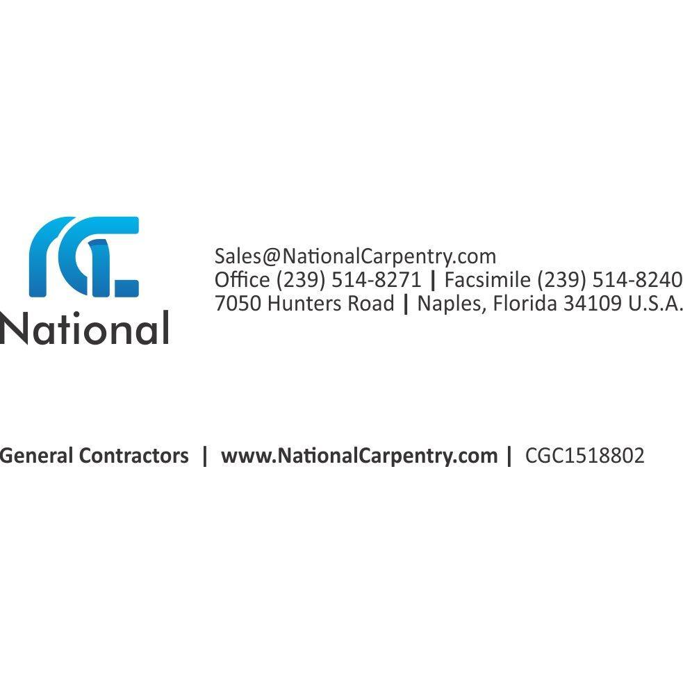 National Carpentry LLC - Naples, FL - Carpenters