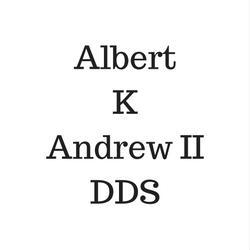 Albert K Andrew II DDS