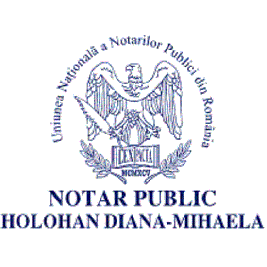 HOLOHAN DIANA-MIHAELA, BIROU NOTARIAL