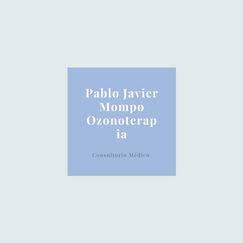 OZONOTERAPIA CONSULTORIO MEDICO PABLO J MOMPO
