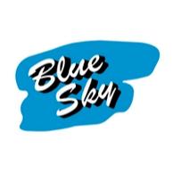 Blue Sky Plumbing, Heating, Cooling & Electric Logo