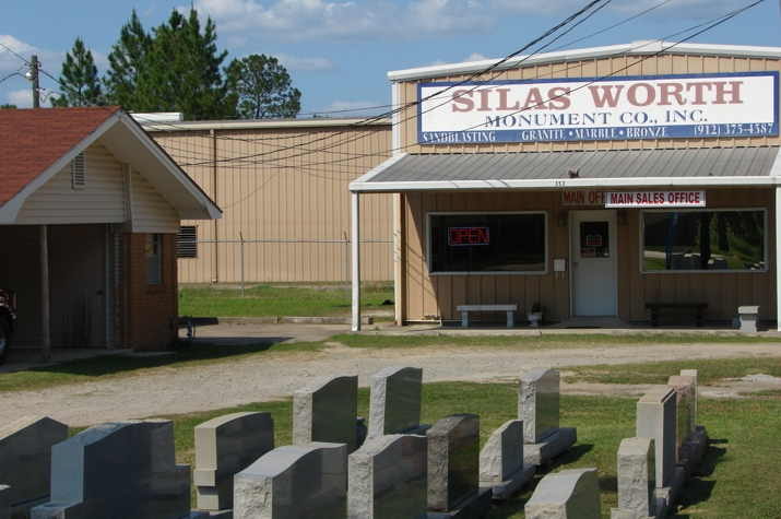 Silas Worth Monument Company Inc.