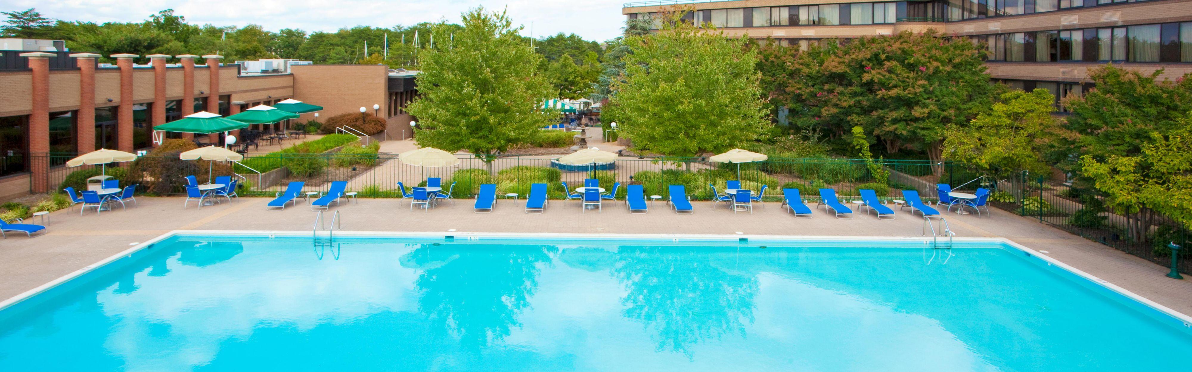 Holiday Inn Solomons Conf Center Amp Marina Solomons