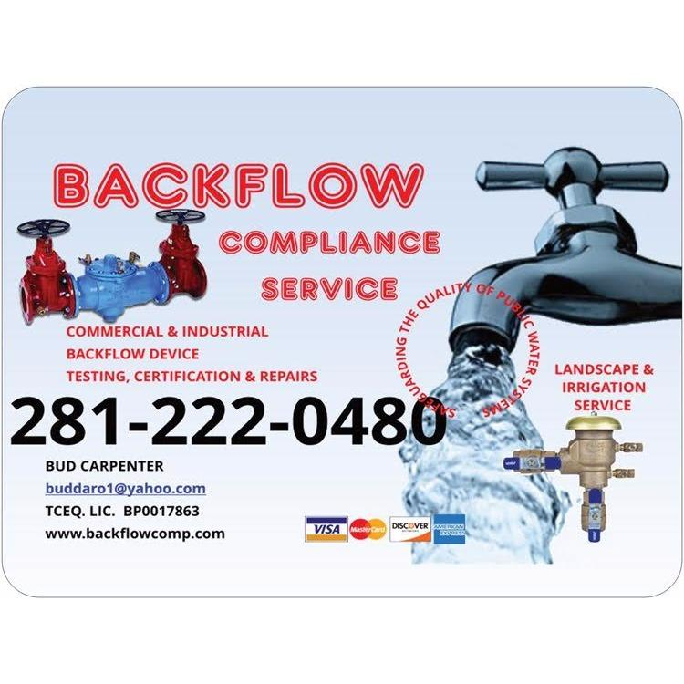 Backflow Compliance Service