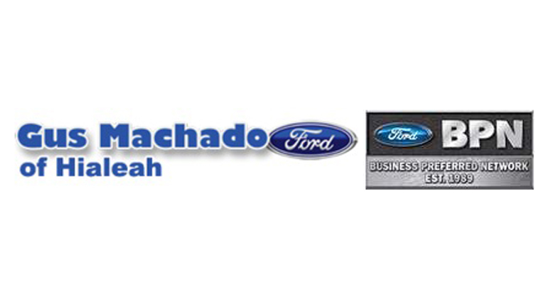 Gus Machado Ford Service >> Gus Machado Ford Hialeah Commercial in Hialeah, FL - 866-876-0716