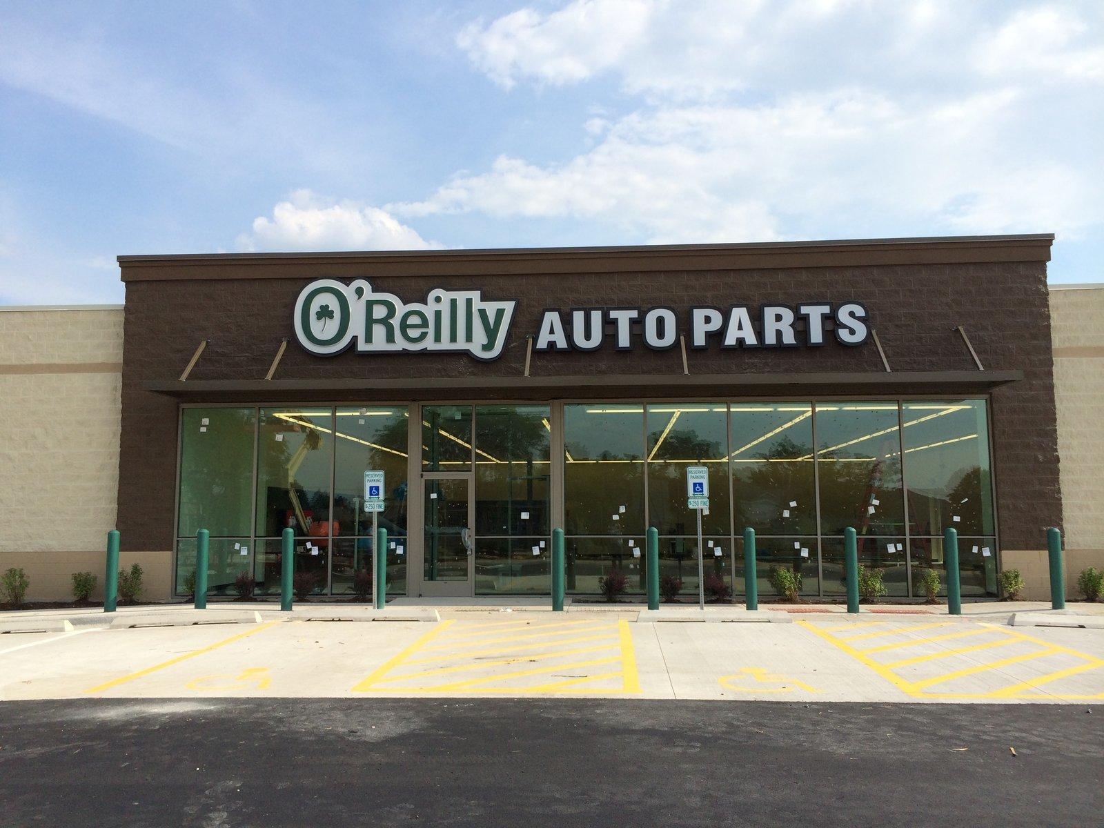 o'reilly auto parts - photo #33