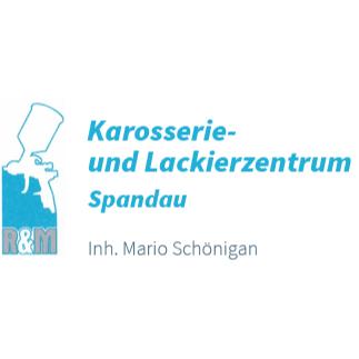 Logo von R & M Karosserie- und Lackierzentrum Spandau