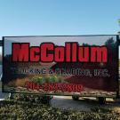 McCollum Trucking & Grading Inc - Monroe, NC - Concrete, Brick & Stone