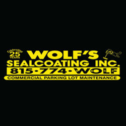 Wolf's Sealcoating Inc - Joliet, IL 60432 - (815)774-9653 | ShowMeLocal.com