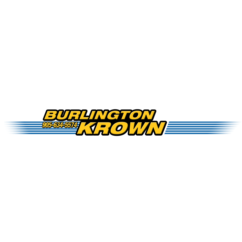 BURLINGTON KROWN logo