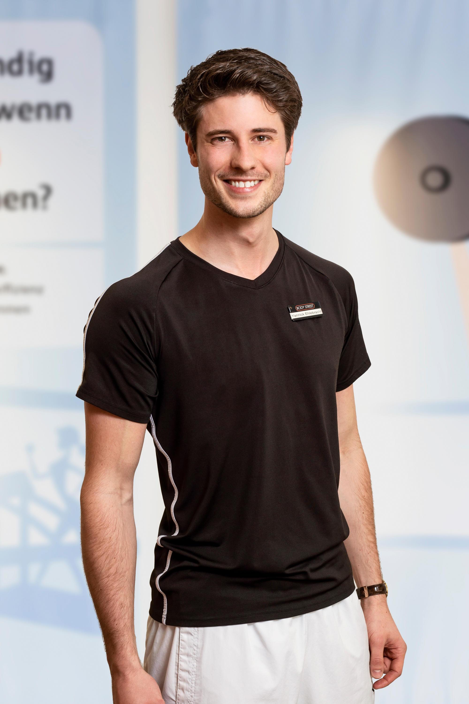 EMS Trainer Yannick Ehlebracht - Bodystreet Instructor