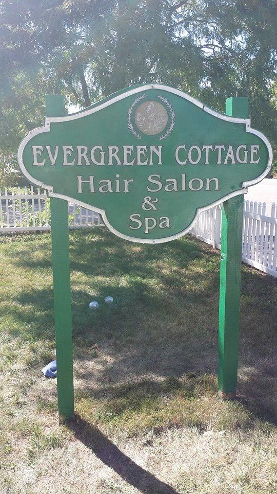Evergreen Cottage Spa And Hair Salon In Lafayette Co
