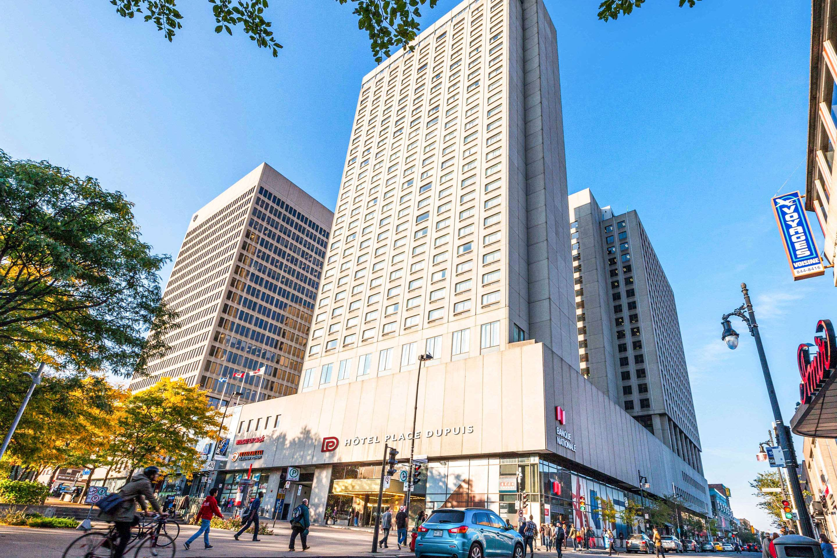 Hotel Place Dupuis Montreal Downtown Ascend Hotel Collection