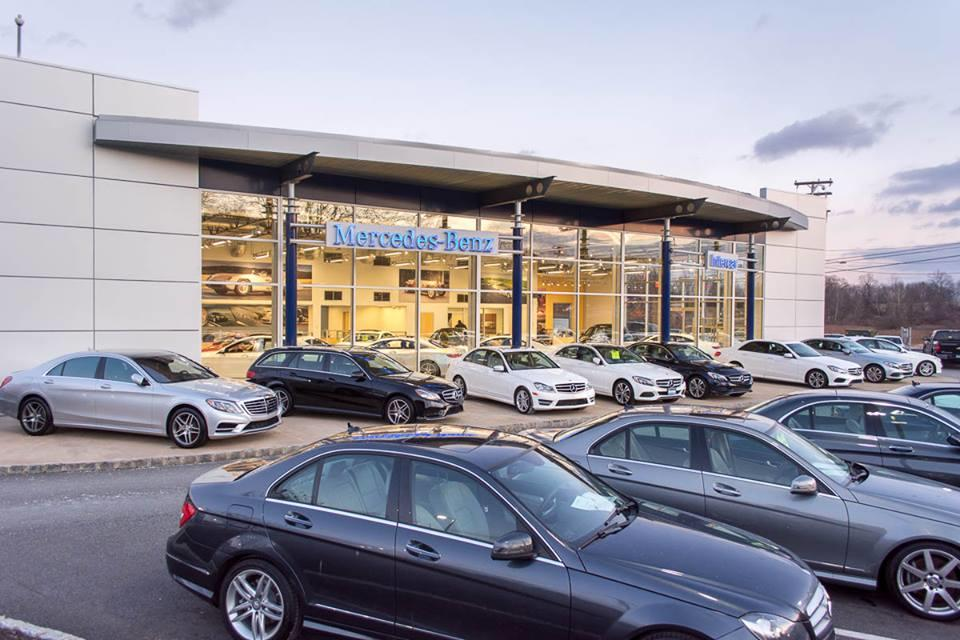 Mercedes benz of newton newton new jersey nj for Mercedes benz south jersey
