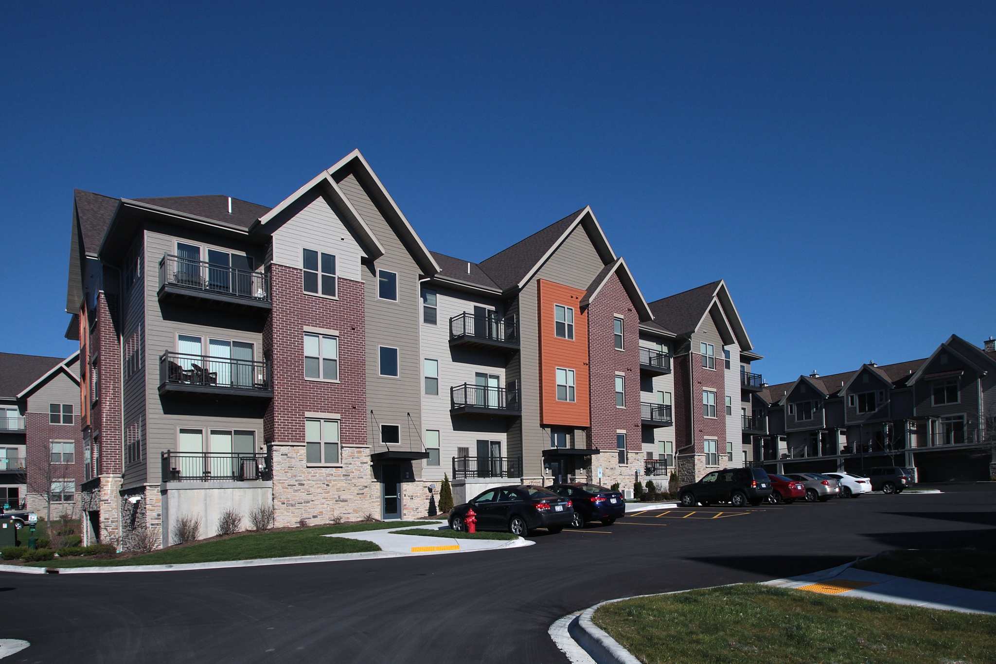 The Woodlands Apartments In Menomonee Falls Wi 53051