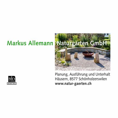 Markus Allemann Naturgärten GmbH