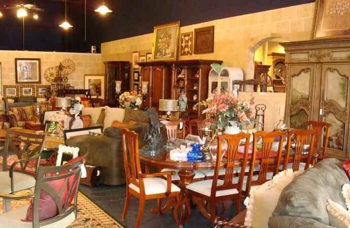 Consign It Furniture Katy Fwy Houston TX Interior