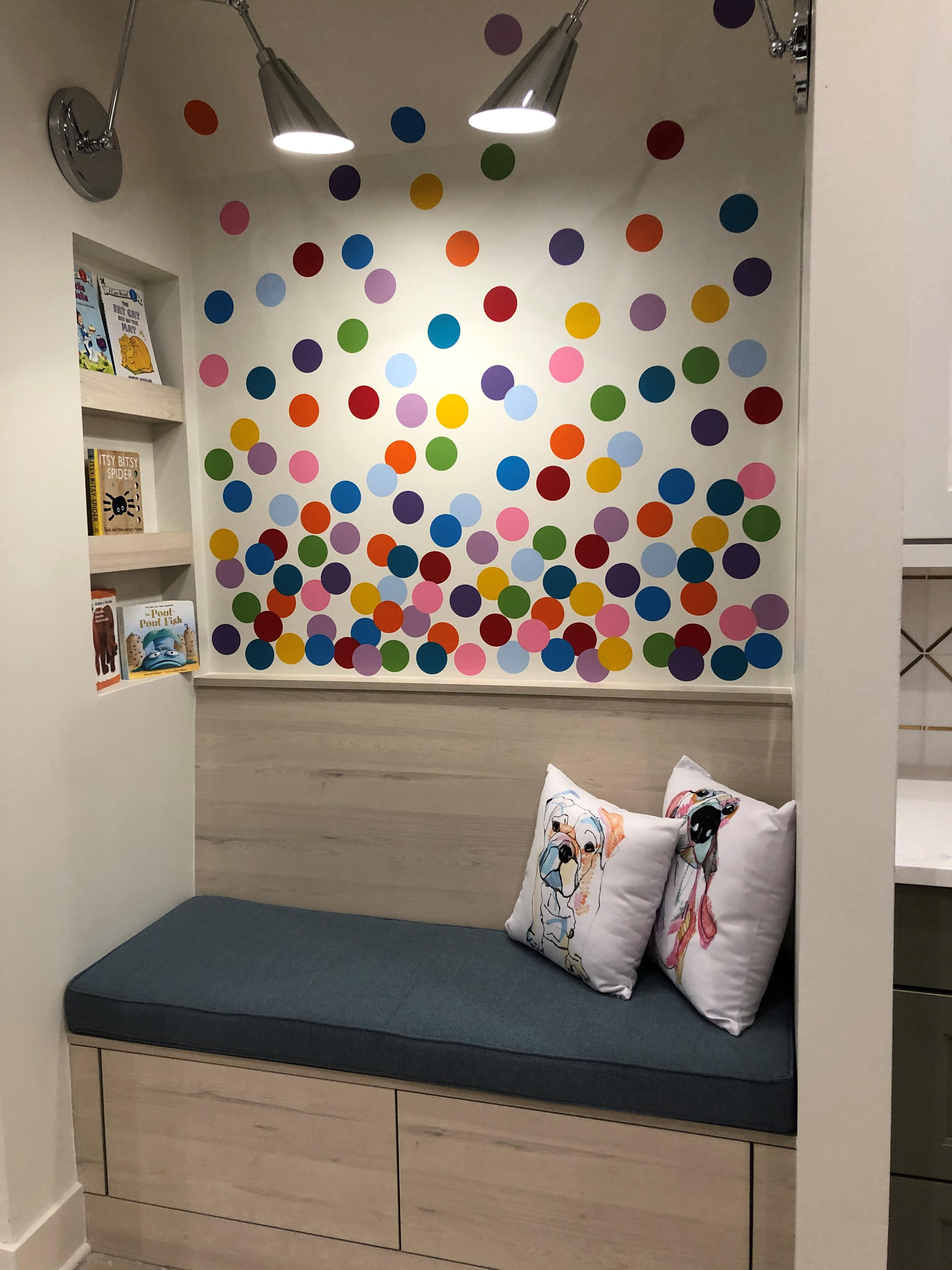 Wellborn Cabinet Display - Dillman & Upton Showroom