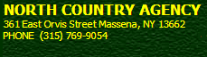 North Country Agency logo