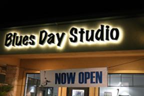 Blues Day Studio