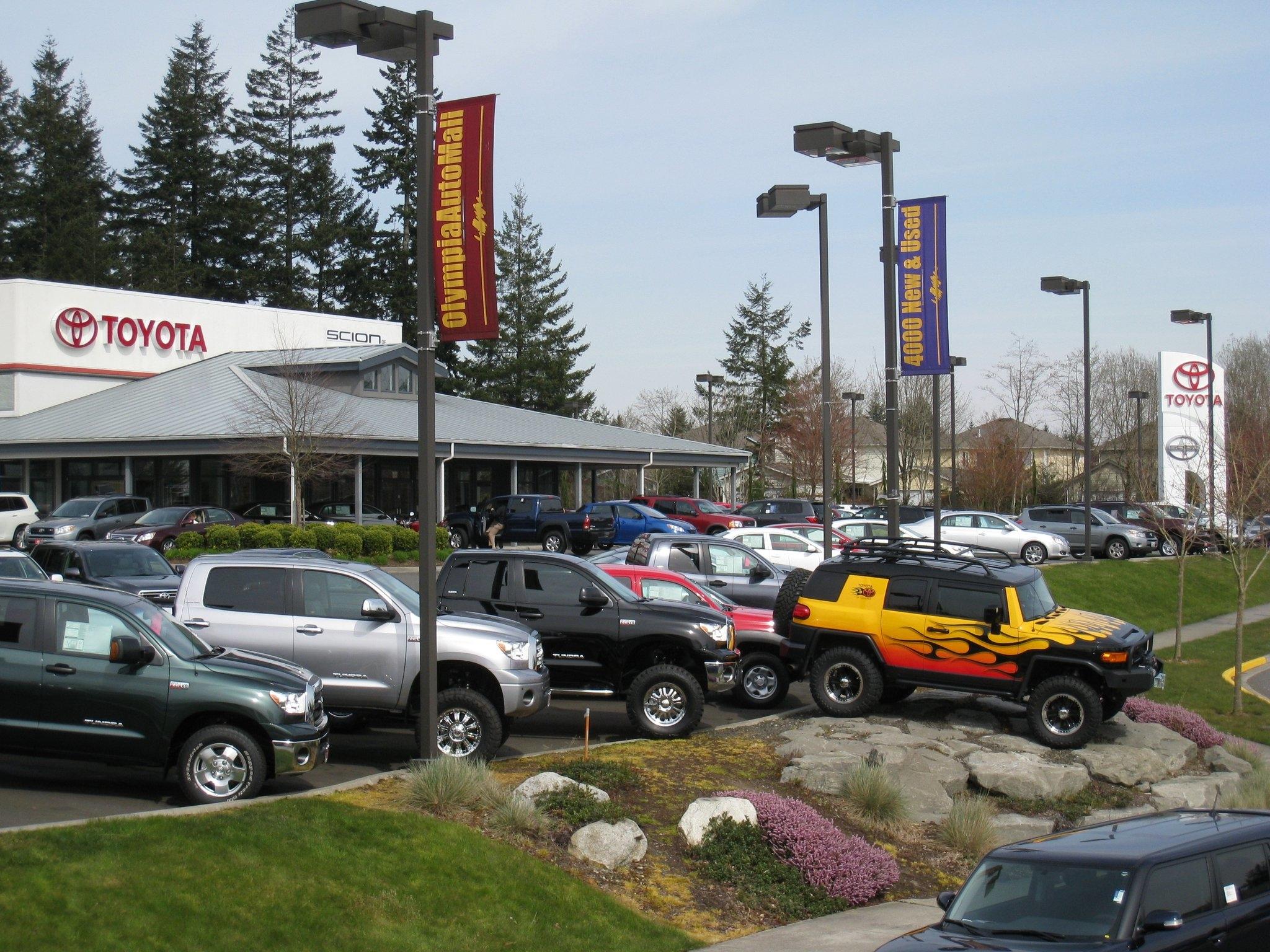 Car Lease Olympia Washington