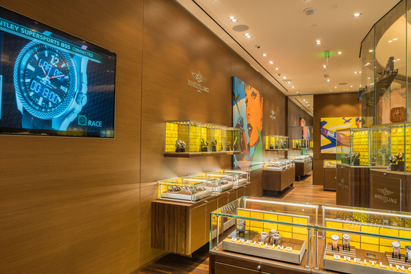 Breitling Boutique Washington MGM