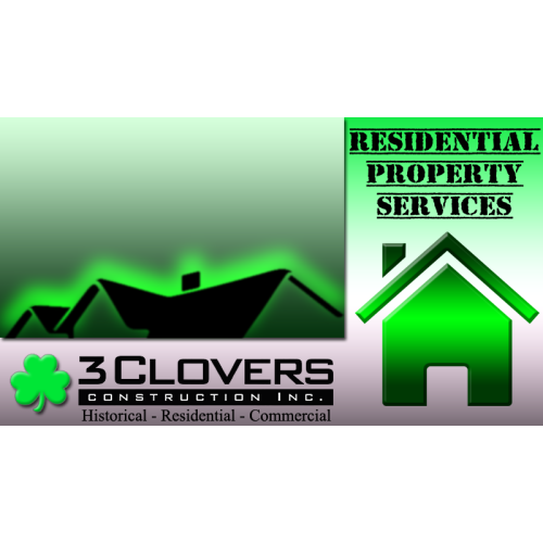 3 Clovers Roofing & Construction Inc.