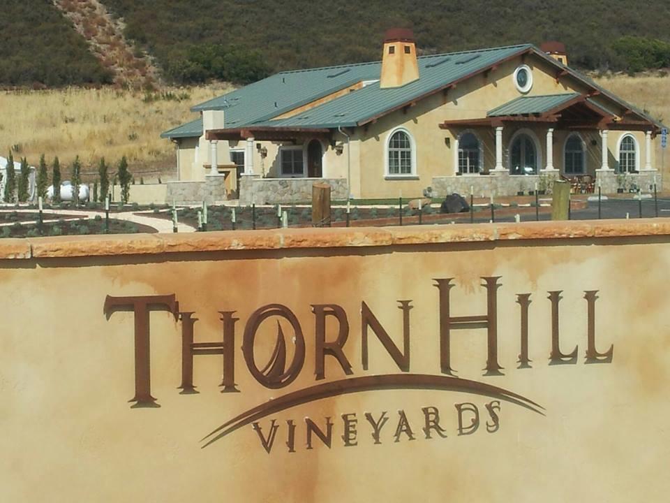 Thorn Hill Vineyards Tasting Room