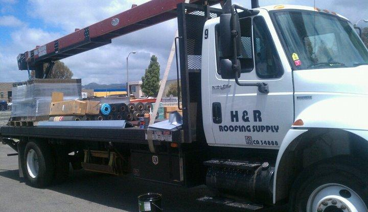 H Amp R Roofing Supply In Oxnard Ca 93036