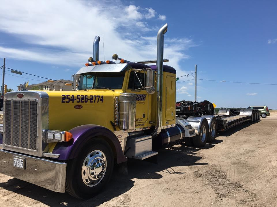 Goode towing recovery killeen texas tx for Action motors killeen tx