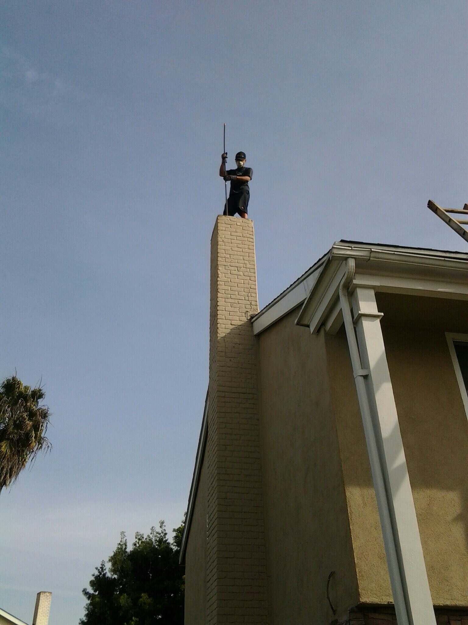 Red Hood Chimney Sweep And Air Duct Cleaning In Garden