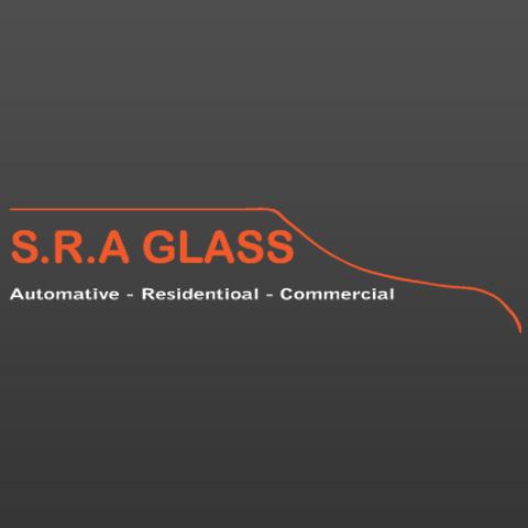 S.R.A. Glass logo