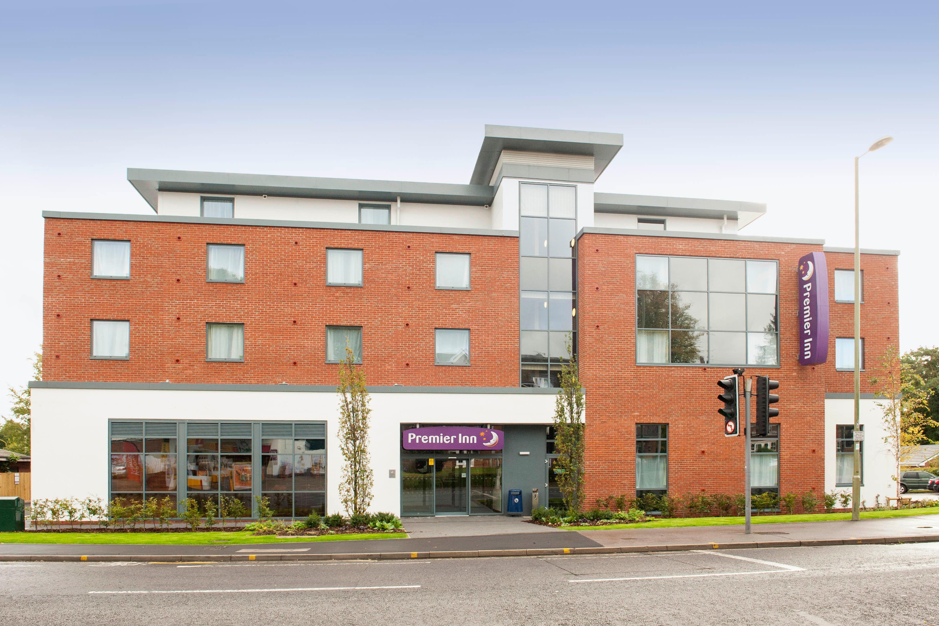 Premier Inn Fleet hotel