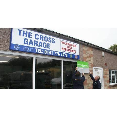 The Cross Garage - Glasgow, Dunbartonshire G66 1QL - 01417 767478 | ShowMeLocal.com