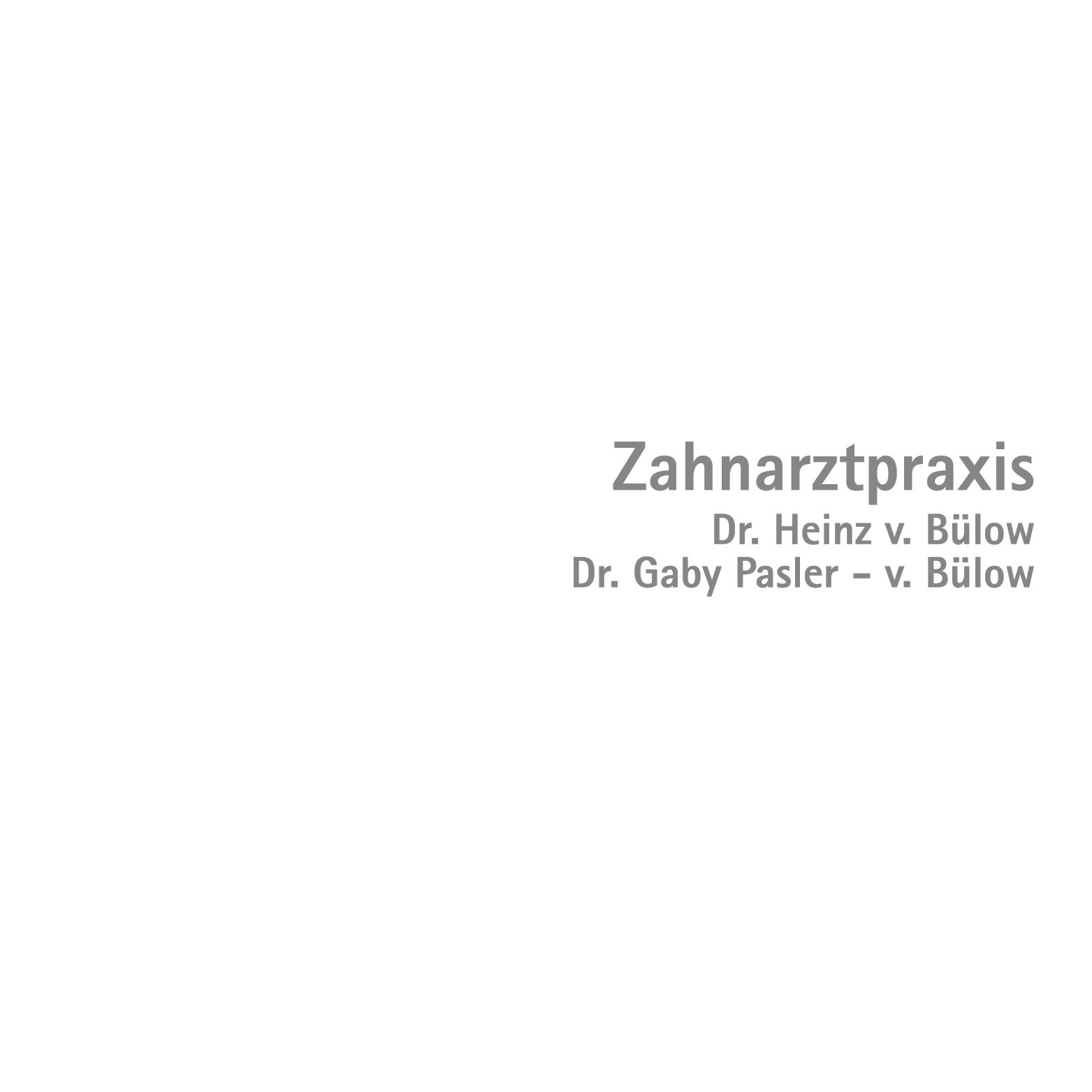 Bild zu Zahnarztpraxis Dres. Heinz v. Bülow Dr. Gaby Pasler-von Bülow in Mainz in Mainz
