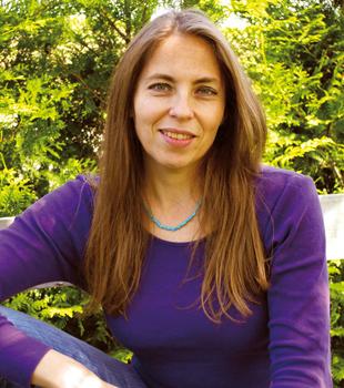 Institut für Körperenergien - Energetikerin Sonja Brauner