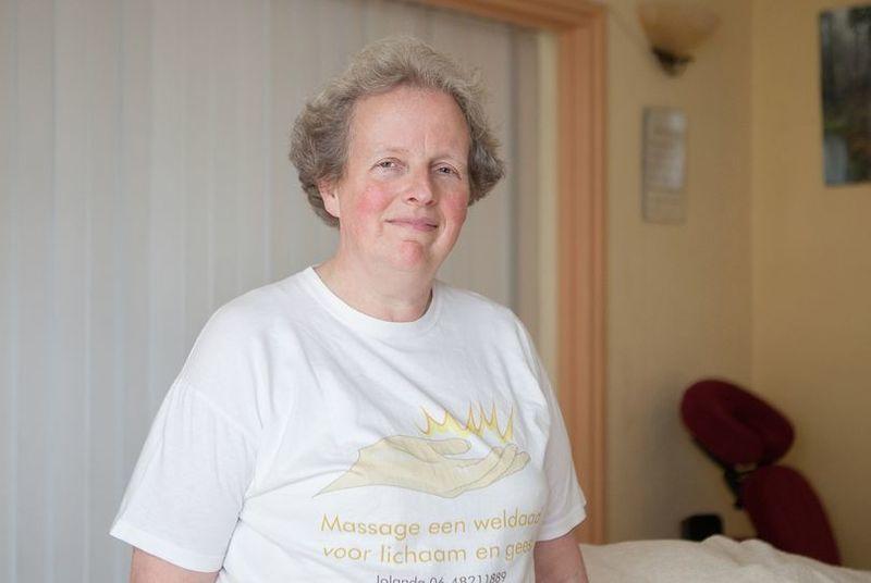 Jolanda Notebomer Massagepraktijk