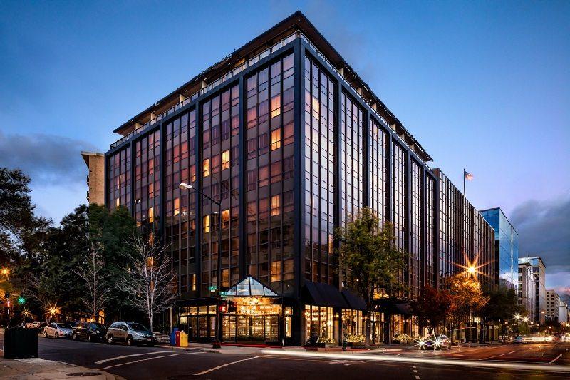 Hotel Dupont Circle Area Washington Dc