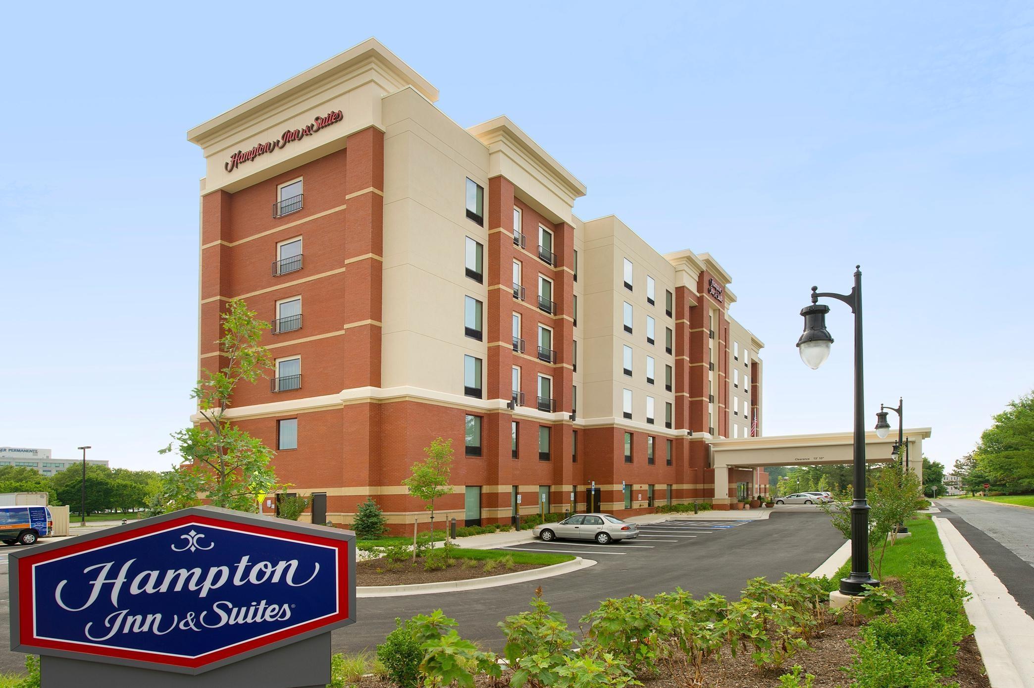 Hampton Inn Suites Washington Dc North Gaithersburg Gaithersburg Maryland Md