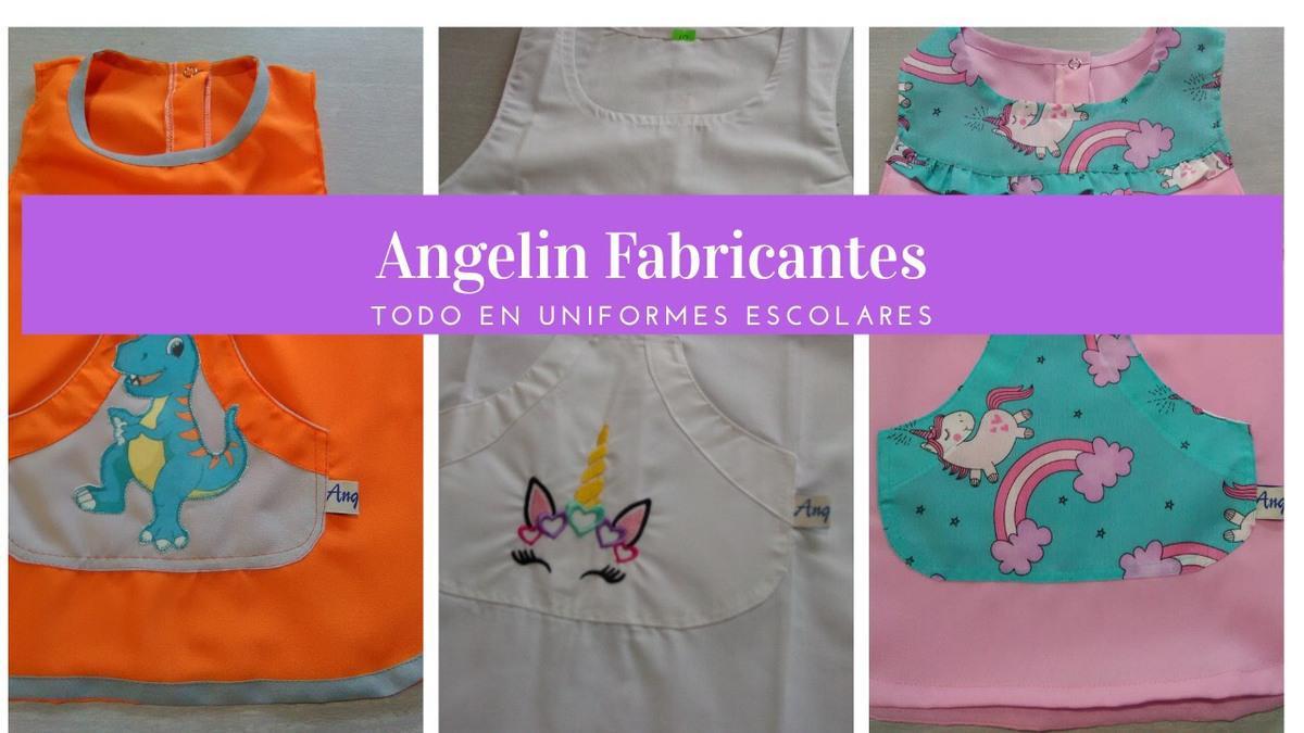 ANGELIN FABRICANTES- UNIFORMES