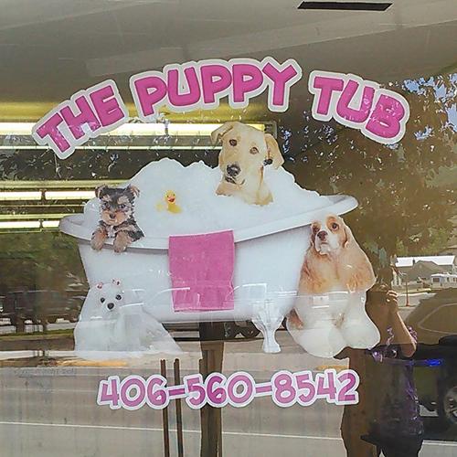The Puppy Tub