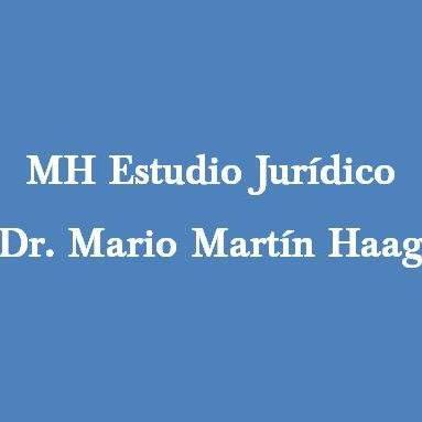 MH ESTUDIO JURIDICO - DR MARIO MARTIN HAAG