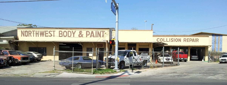 northwest paint body shop san antonio texas tx
