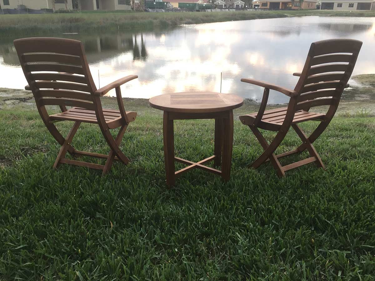 Teak patio furniture near me furniture dining set for Outdoor furniture nearby
