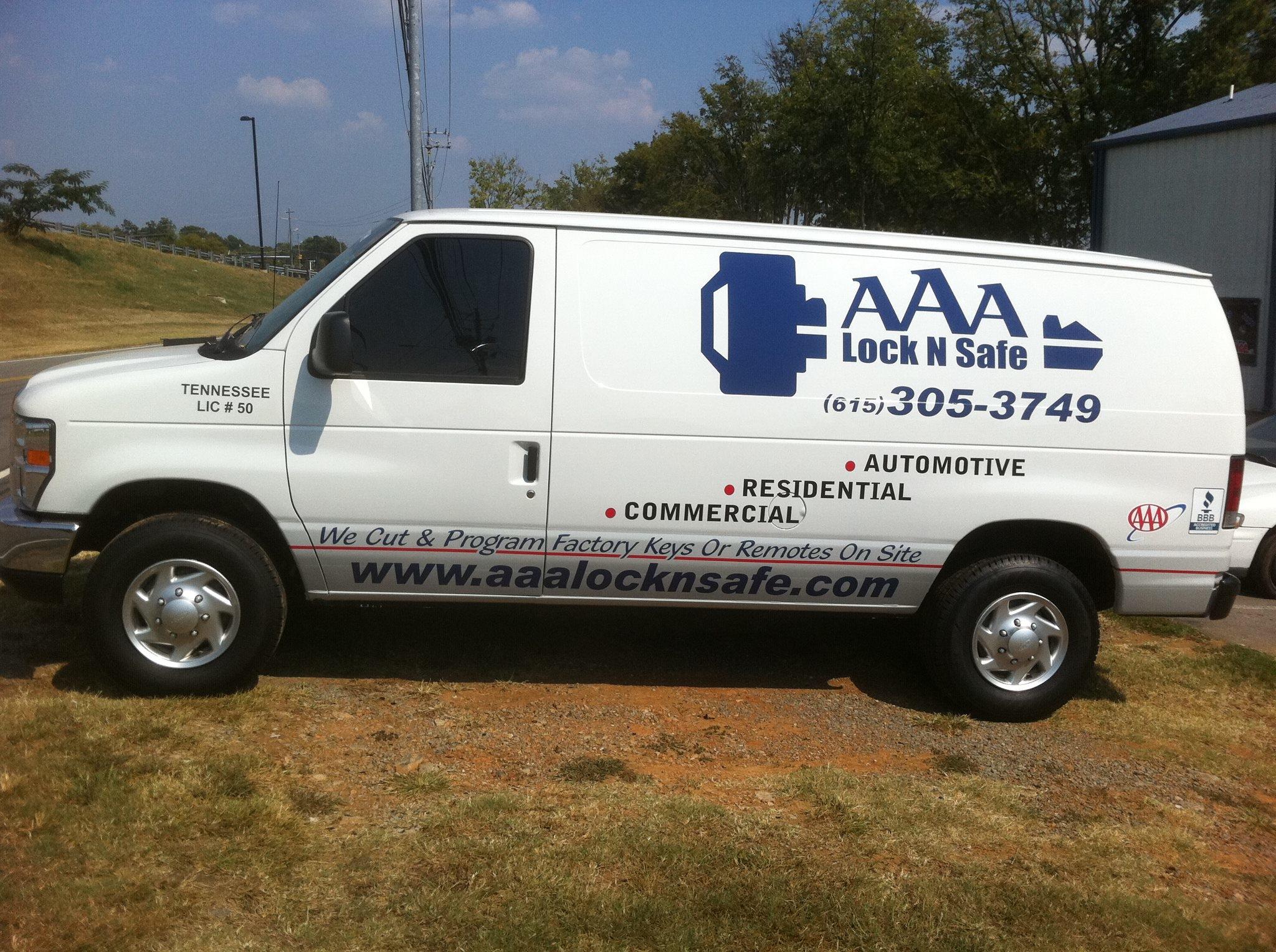 Aaa Lock N Safe Murfreesboro Tennessee Tn