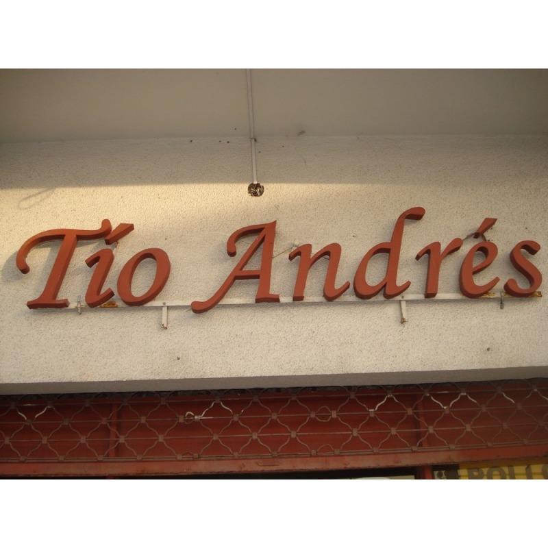 "ROTISERIA ""TIO ANDRES"""