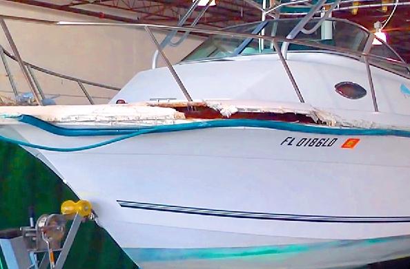 Charlotte marine punta gorda florida fl for Electric motor repair fort myers